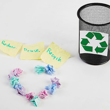 Recycle Post-its Post