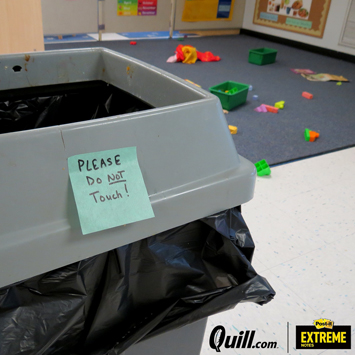 Extreme/Back-to-School Post-its
