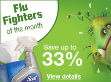 Flu Fighters campaign